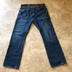 American Eagle blue jeans 32x32